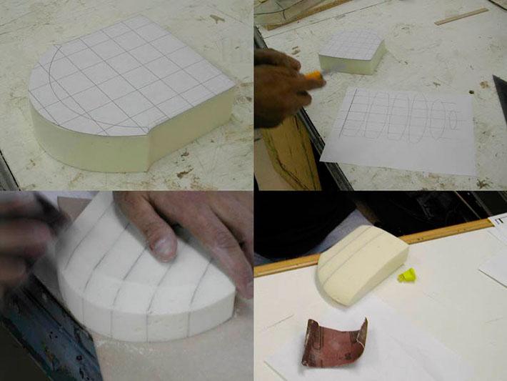 Prototipo del diseño del equipo Xibelis realizado por Imbris