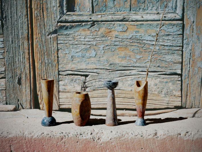 Diseño en piedra combarbalita por Imbris