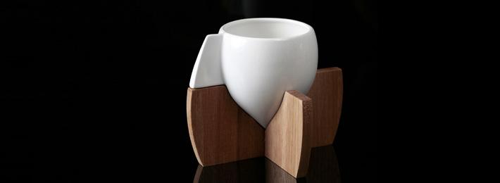 Originales tazas de te