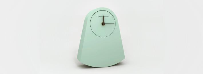 Modernos relojes de madera