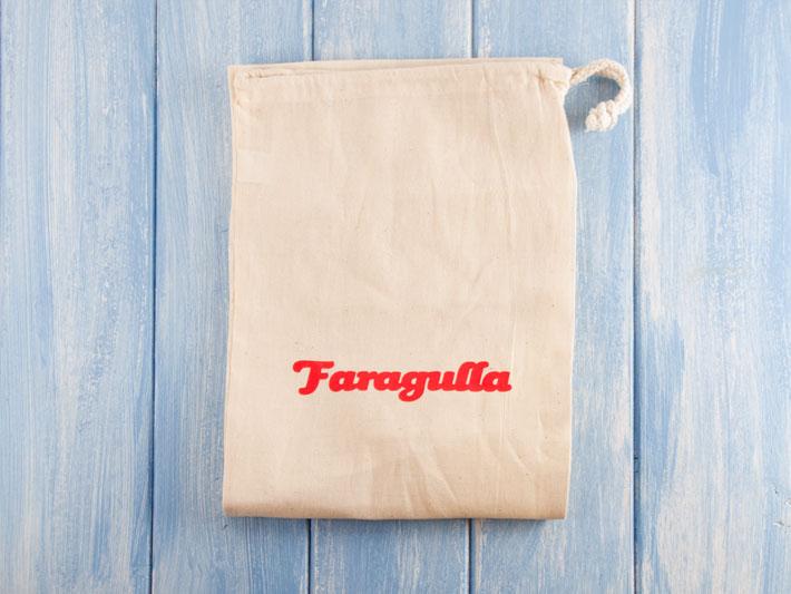 Bolsa para el pan de Faragulla, productos para los amantes de la comida