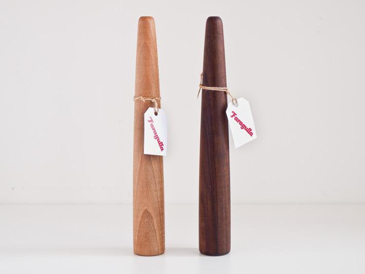 Diseño de Machacador para cocteles de Faragulla